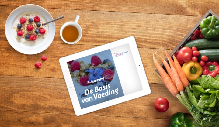 E-learning de Basis van Voeding