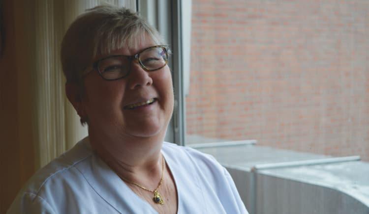 Zorgmedewerker aan het Woord: Hanny Zwart
