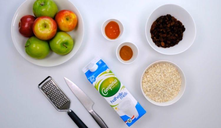 Receptvideo: overnight oats 1
