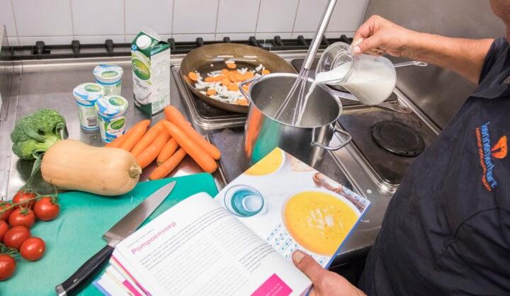 Koken met zuivel 1