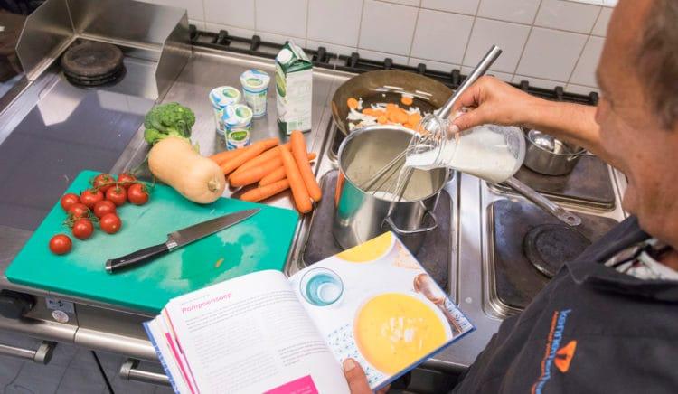 Koken met zuivel 5